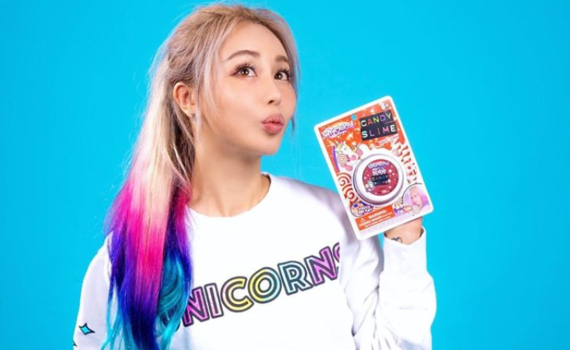 YouTube And K-Pop Star Wengie Rolls Out