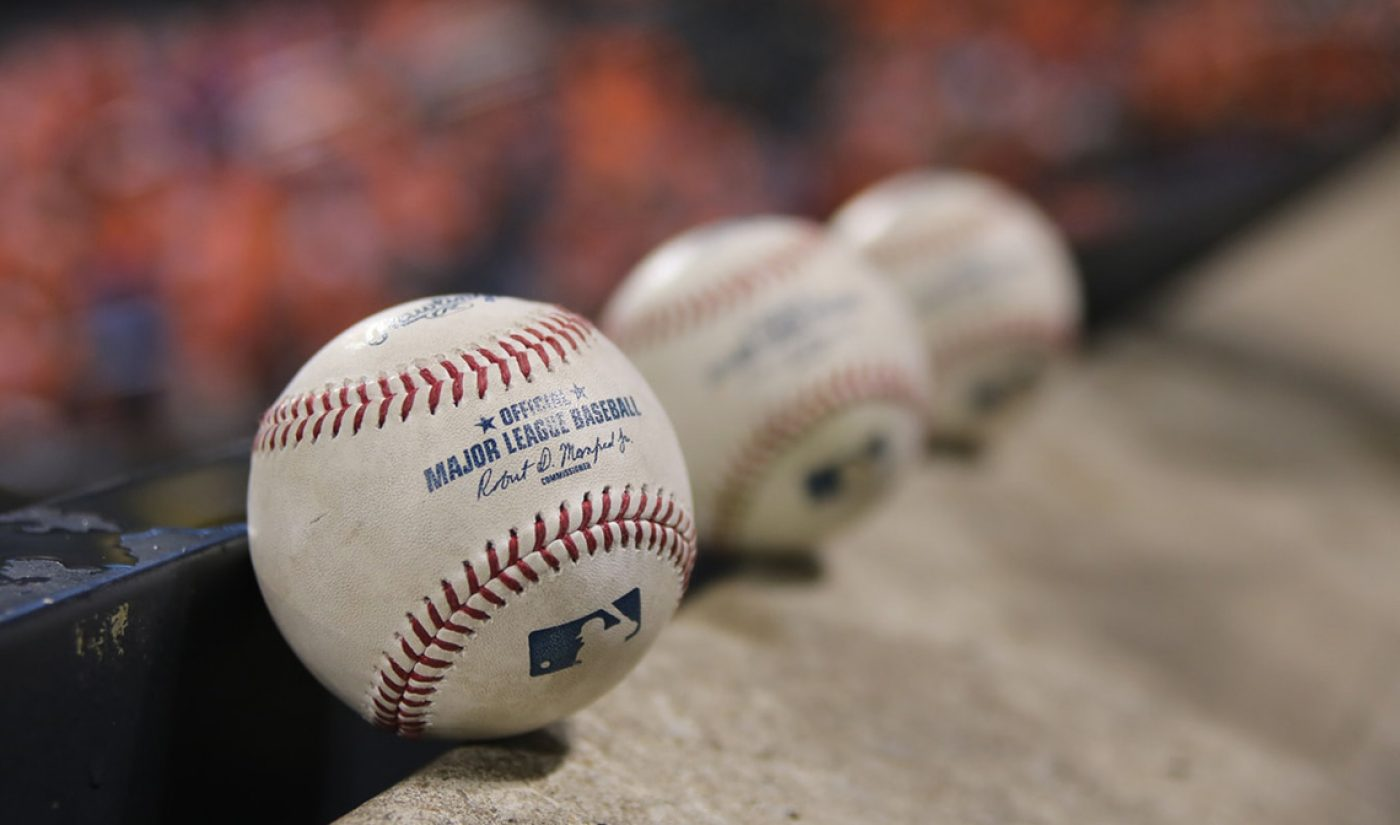 YouTube's First Exclusive MLB Live Streams Brought An Average Of 1.2 Million Views Apiece