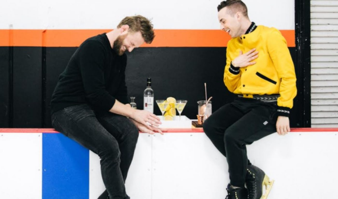 Adam Rippon Nabs Ketel One Sponsorship For Second Season Of YouTube Series 'Break The Ice'