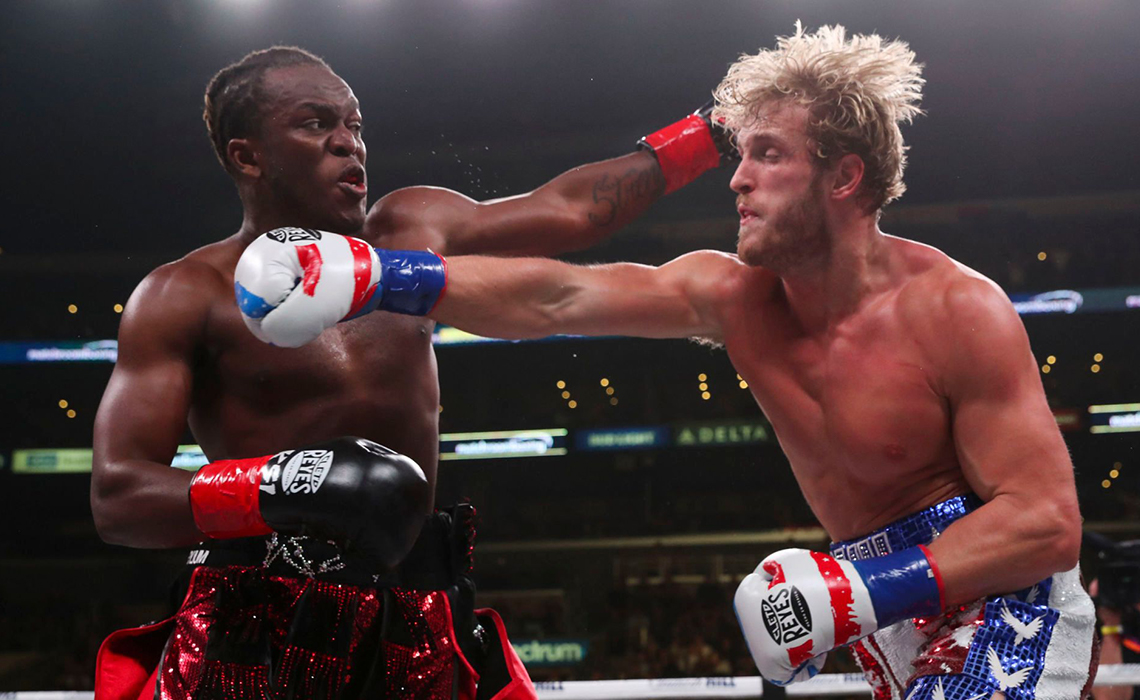 Ksi Vs Logan Paul Winner
