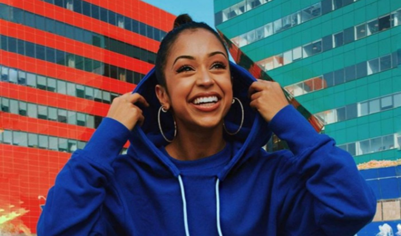 Liza Koshy's Latest Hosting Gig Is A Dance Competition Series For Quibi