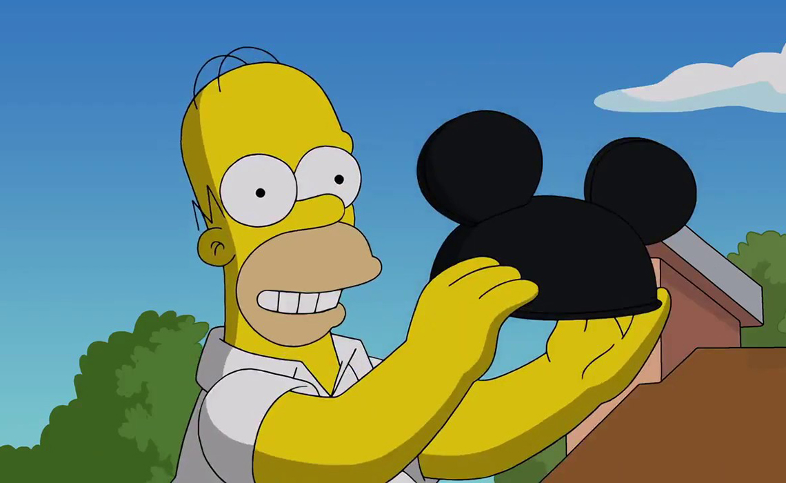 Disney Promises To Fix Cropped Episodes Of The Simpsons But That S Not Users Only Issue Tubefilter