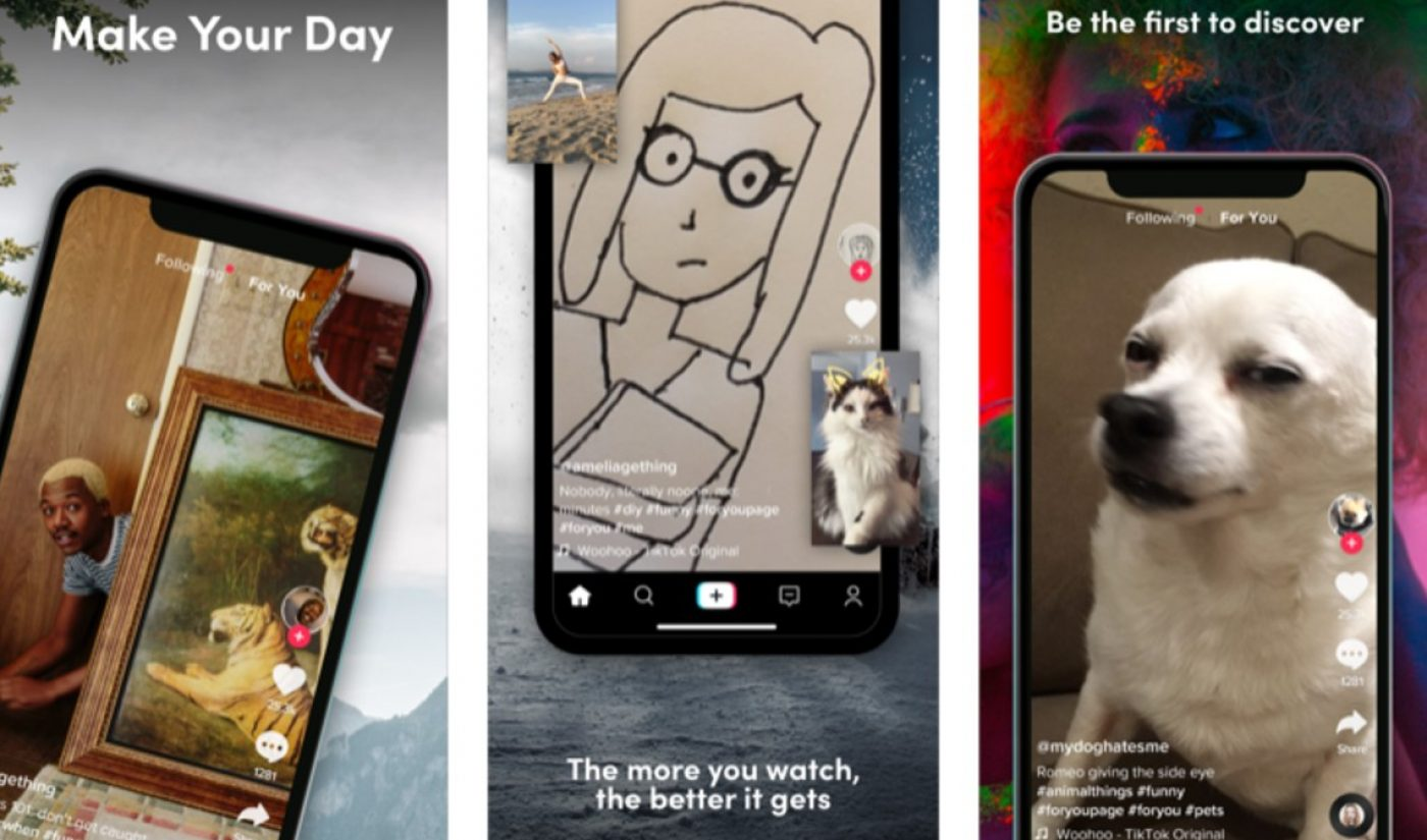 TikTok Hits 1.5 Billion Total Downloads, Driven By Explosive Growth In India (Report)