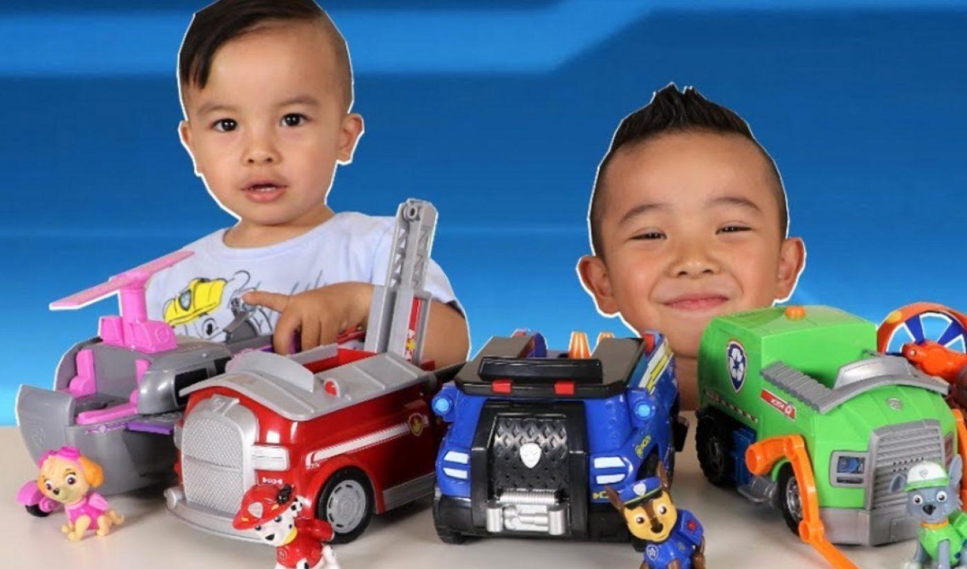 Children's YouTube Giant 'CKN Toys' To Drop Toy Line, Nickelodeon Series Next Spring
