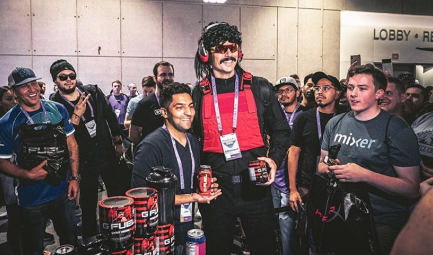 Twitch's Dr. Disrespect Developing Scripted TV Series With Team Behind 'The Walking Dead'