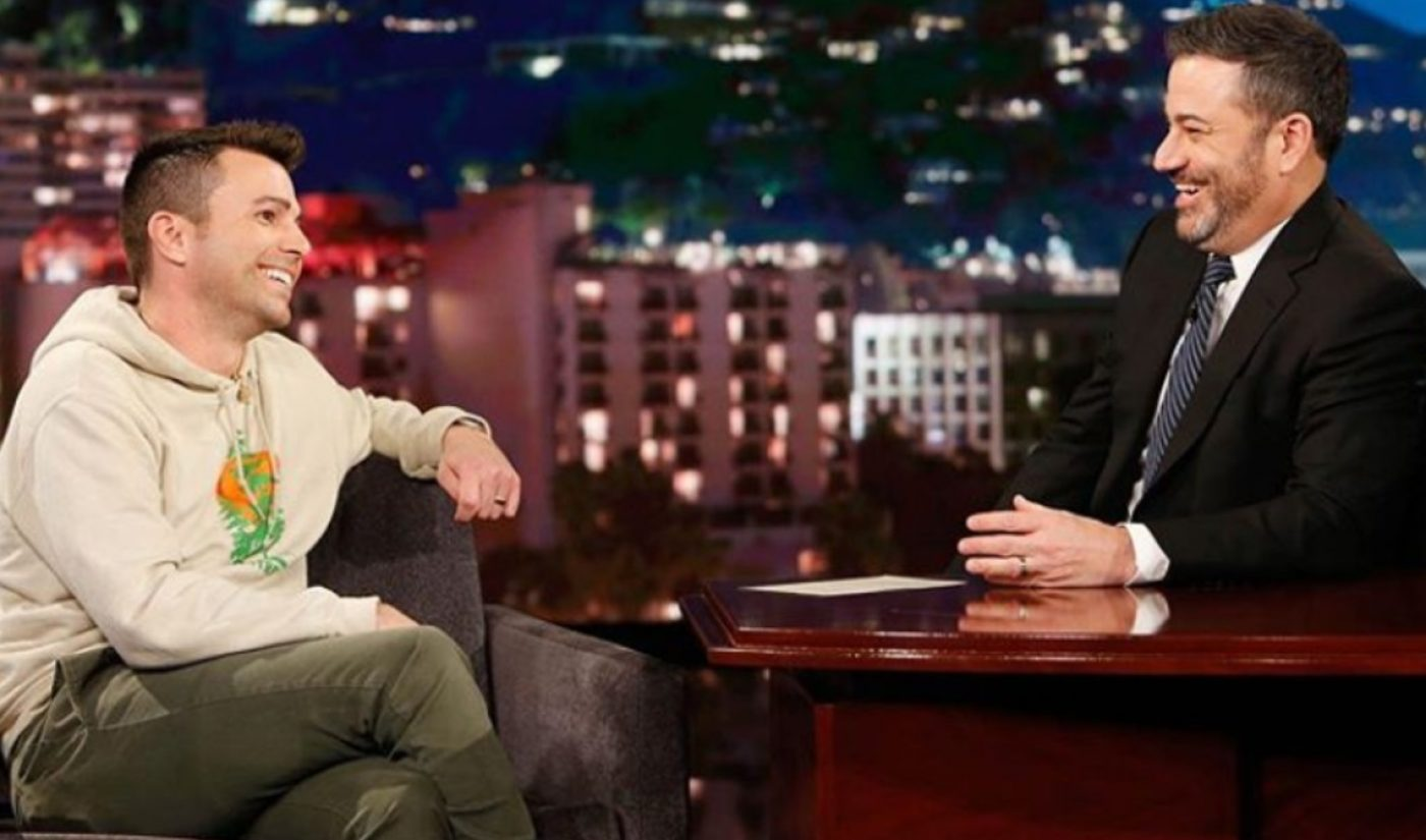 Discovery Channel Orders Hidden-Camera Prank Show From Jimmy Kimmel And Mark Rober