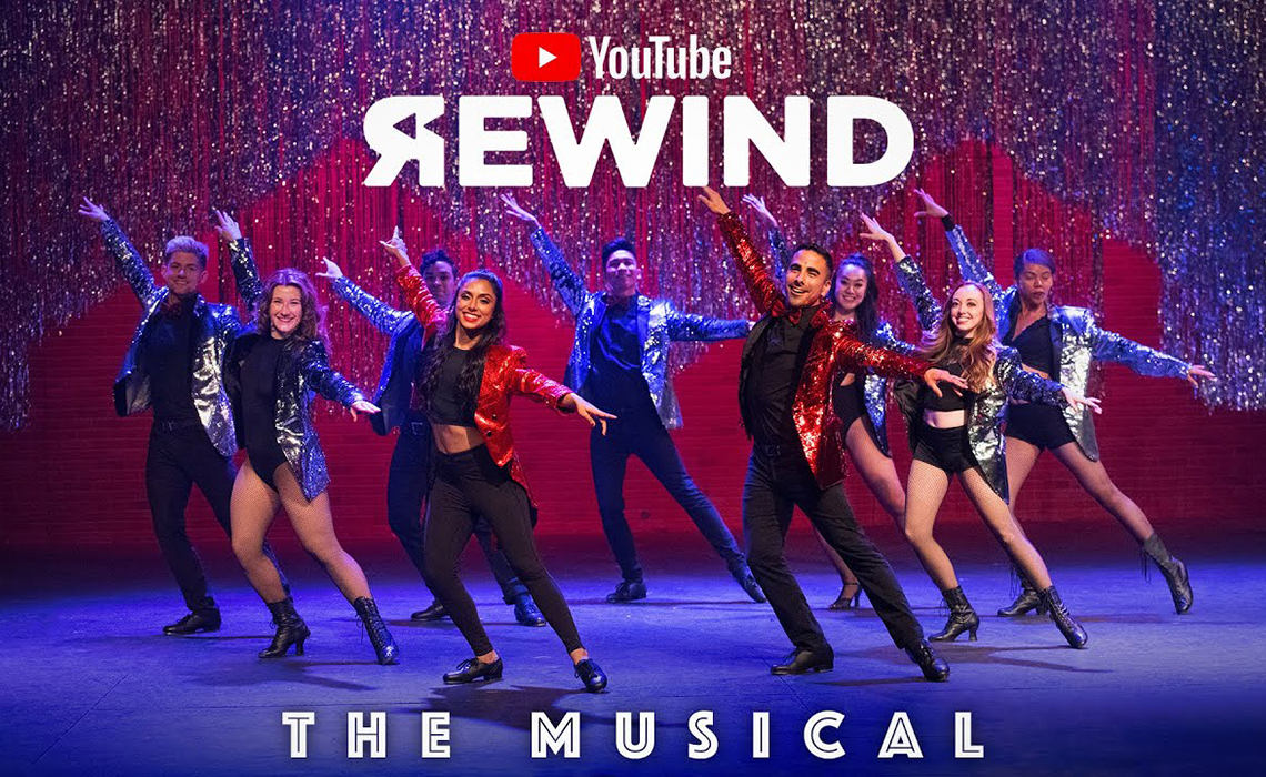 Michelle Khare Debuts Youtube Rewind 2019 The Musical Chronicling Creator Community S Successes And Scandals Tubefilter