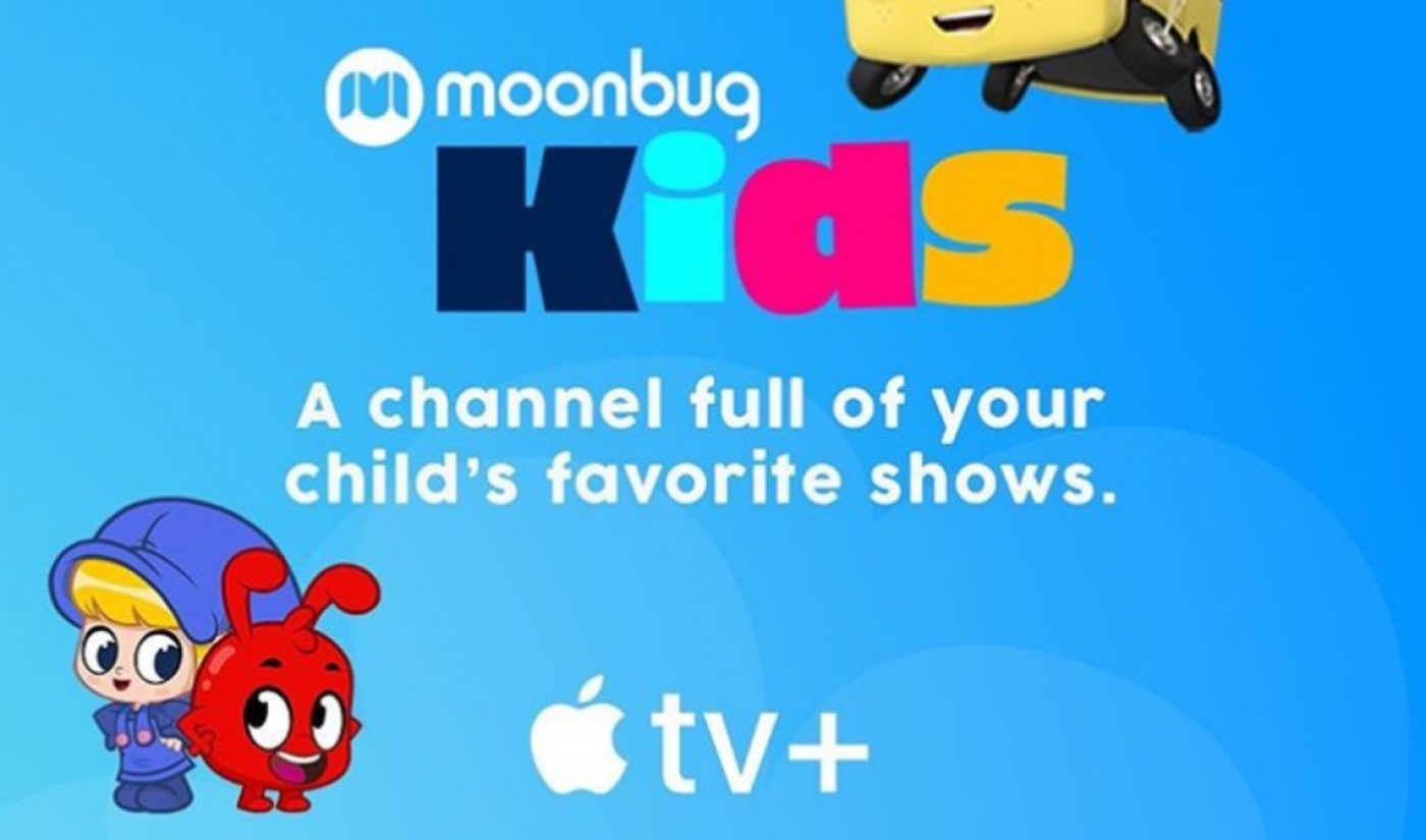 Digital Kids' Content Company 'Moonbug' Launches VOD Channel On Apple TV