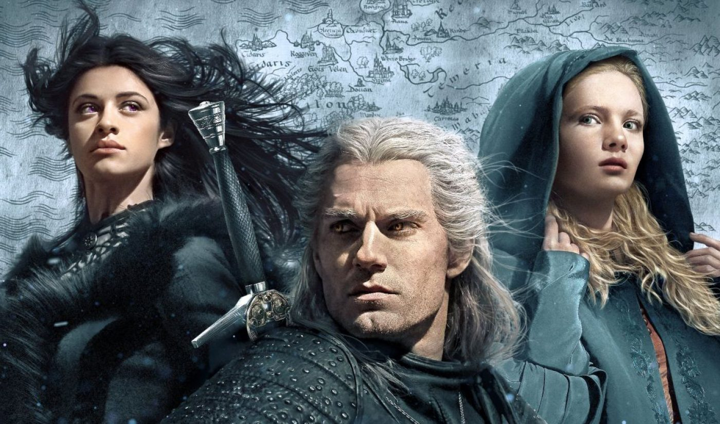 """'The Witcher,' Marie Kondo, Dave Chapelle Snag Top Spots In Netflix's Year-End """"Most Popular"""" Lists"""