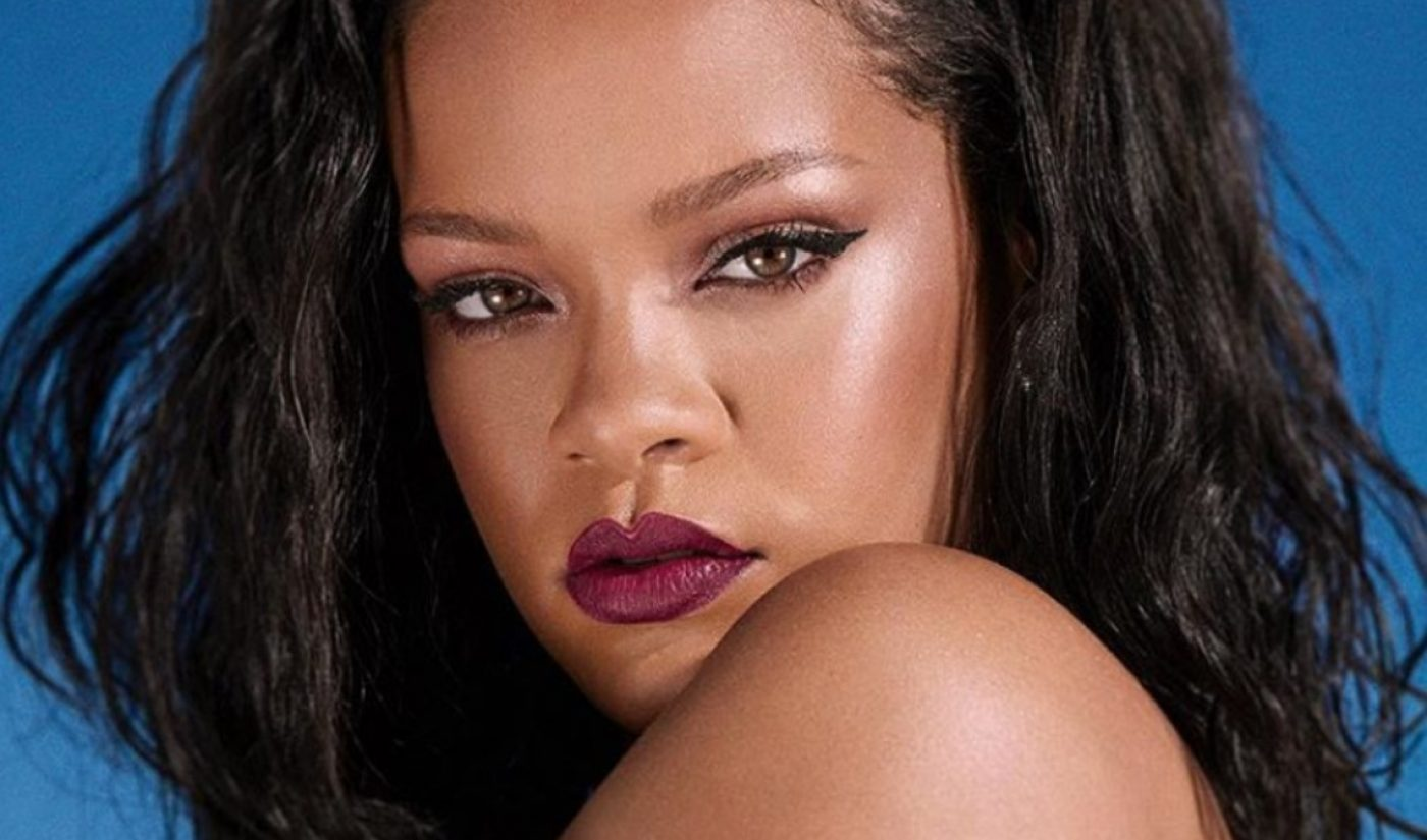 Amazon Prime Reportedly Lands Rihanna Documentary For A Cool $25 Million