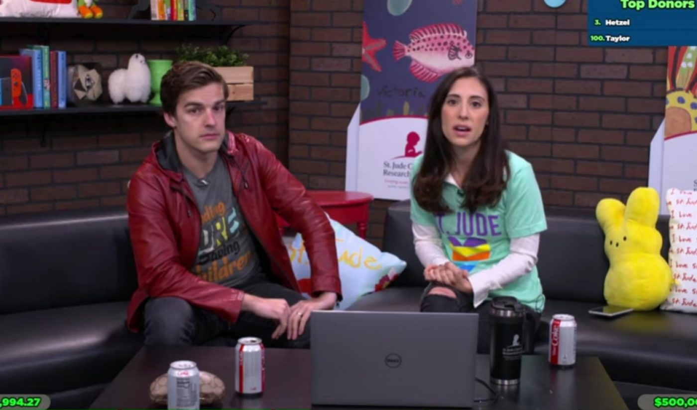 The Game Theorists' Star-Studded Stream Raises $1.3 Million — And Counting — For St. Jude