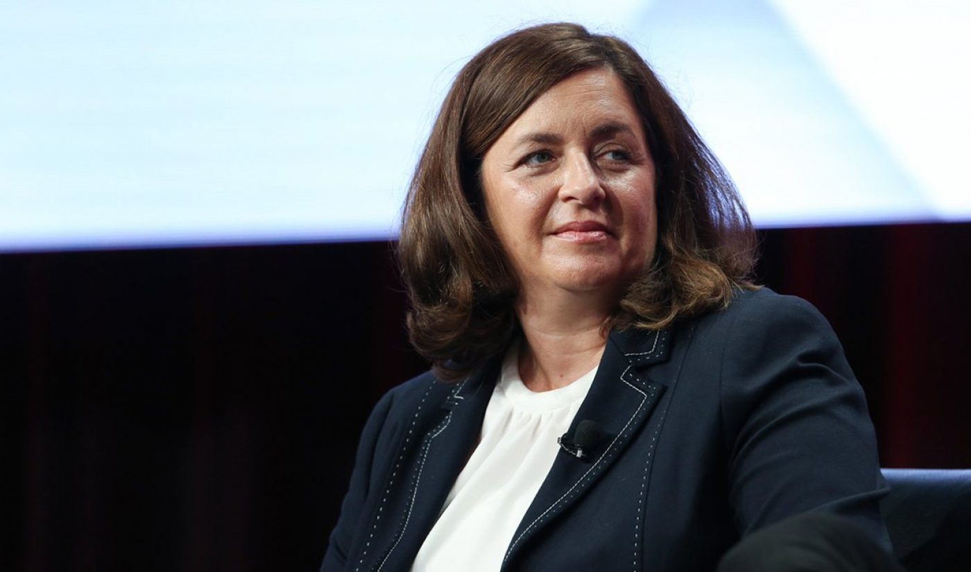 Susanne Daniels, Robert Kyncl Talk Pros And Cons Of YouTube's Switch To Ad-Supported Originals