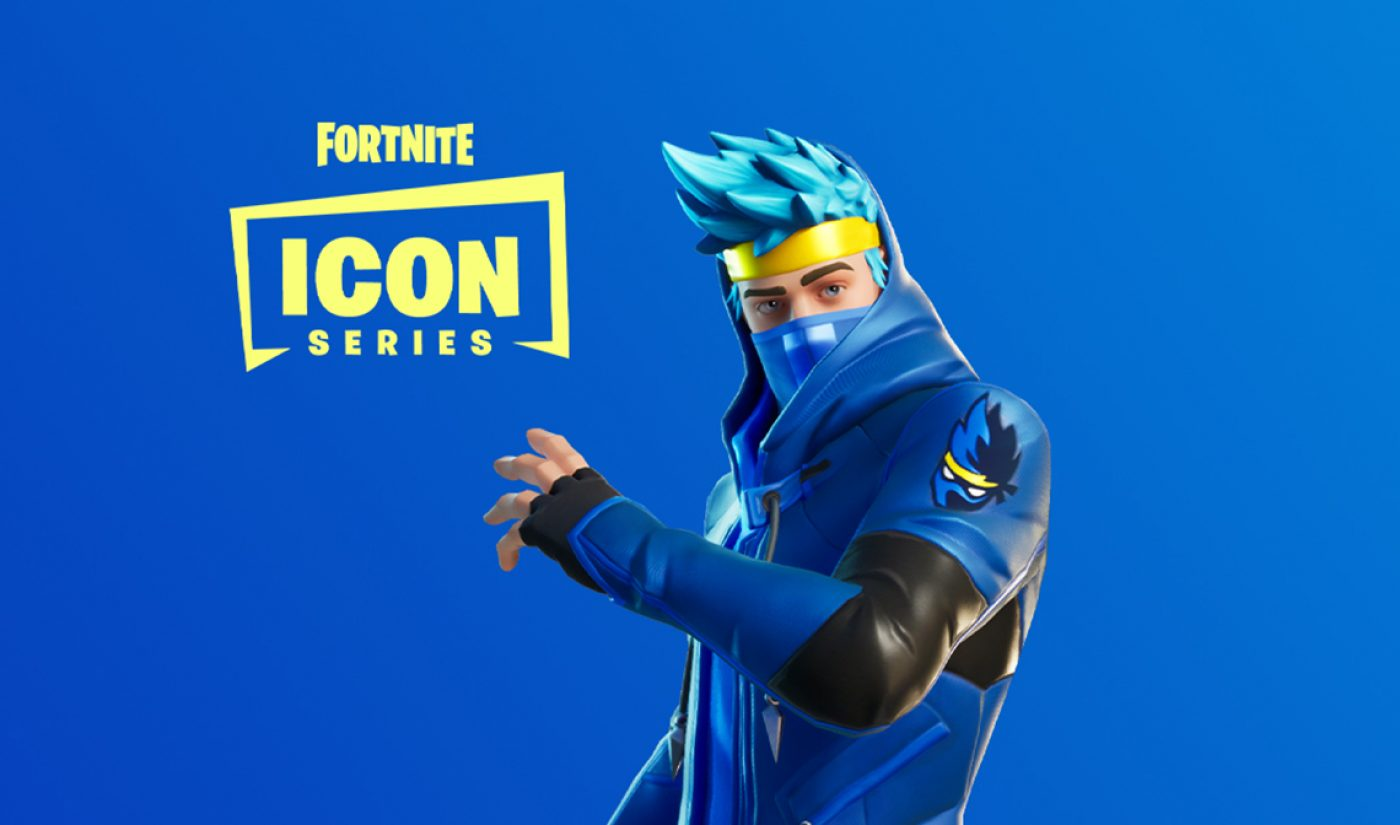 Ninja's Getting His Own 'Fortnite' Skin, Epic Games Says More Creator Skins To Come
