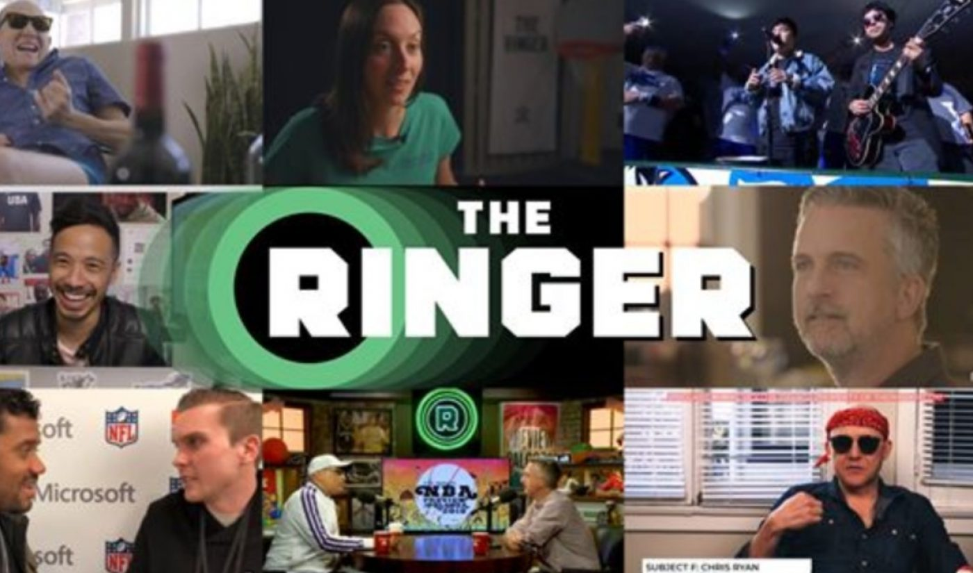 Spotify Reportedly In Talks To Acquire Media And Podcast Upstart 'The Ringer'