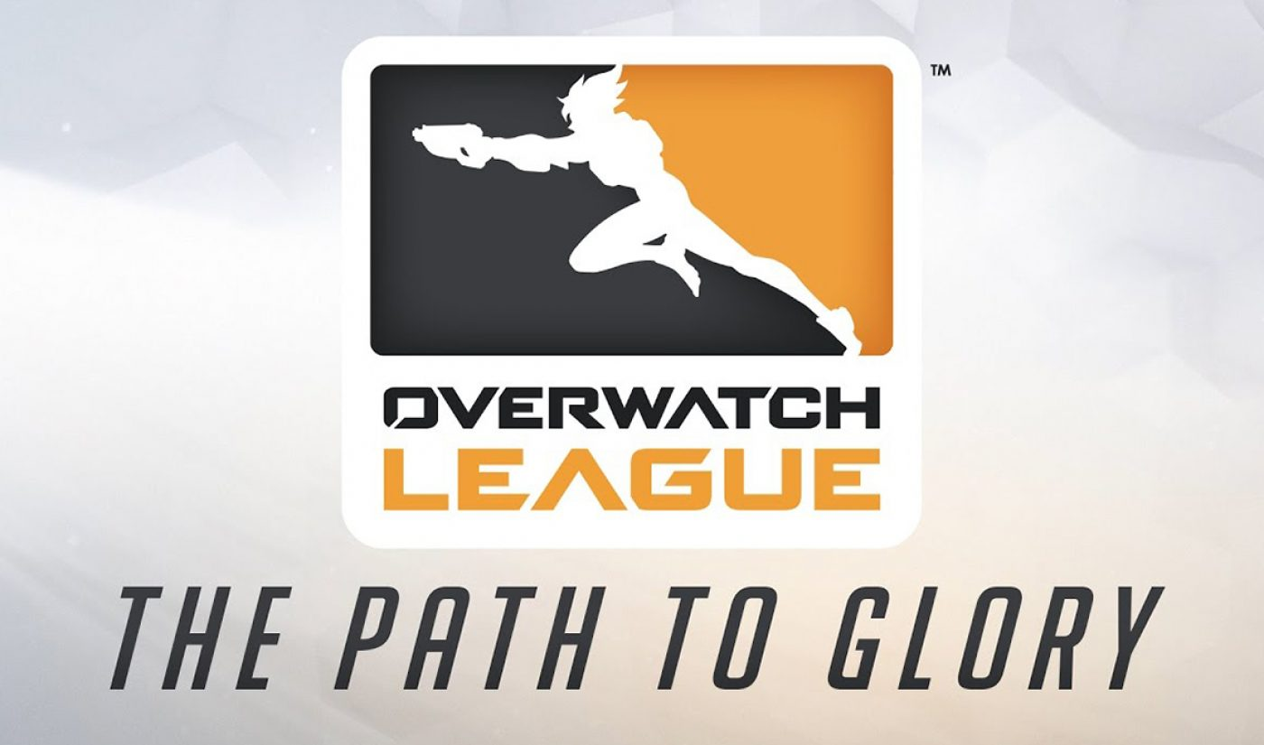 YouTube Gaming To Exclusively Livestream Overwatch, Call Of Duty Leagues As Part Of Multiyear Activision Blizzard/Google Partnership