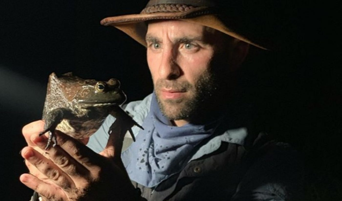 YouTube Animal Expert Coyote Peterson Sets Licensing Program For Toys, Outdoor Apparel, More