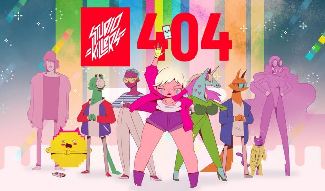 Indie Spotlight: Funded By $166K Kickstarter, Electropop Group Studio Killers Are Bringing Their Animated Alter-Egos To Life In '404'