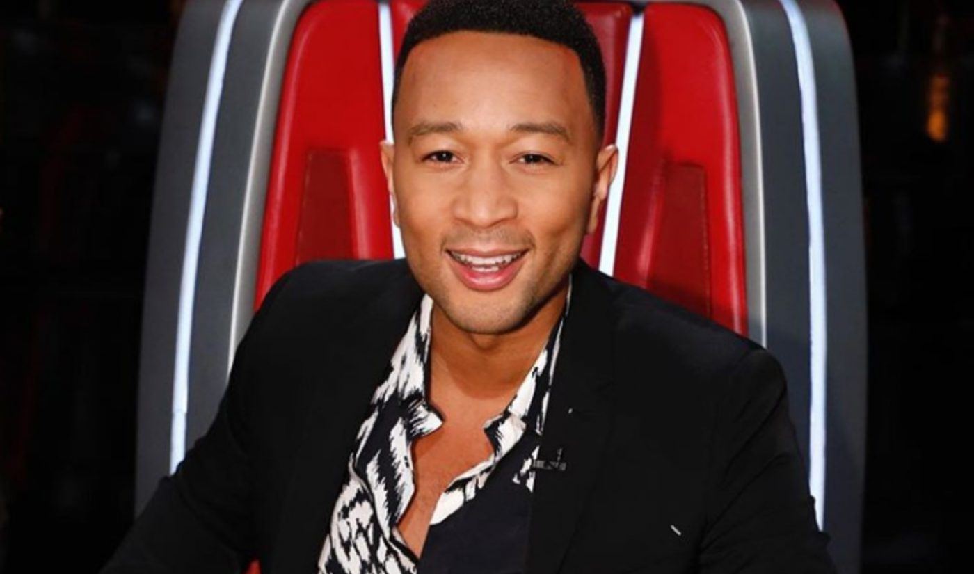 Facebook Watch Sets Limited John Legend Series For Valentine's Day