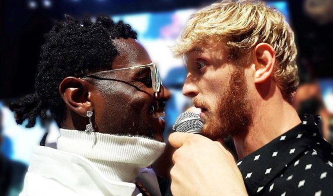 Logan Paul Drops Antonio Brown Diss Track, Compounding Reports Of Boxing Bout