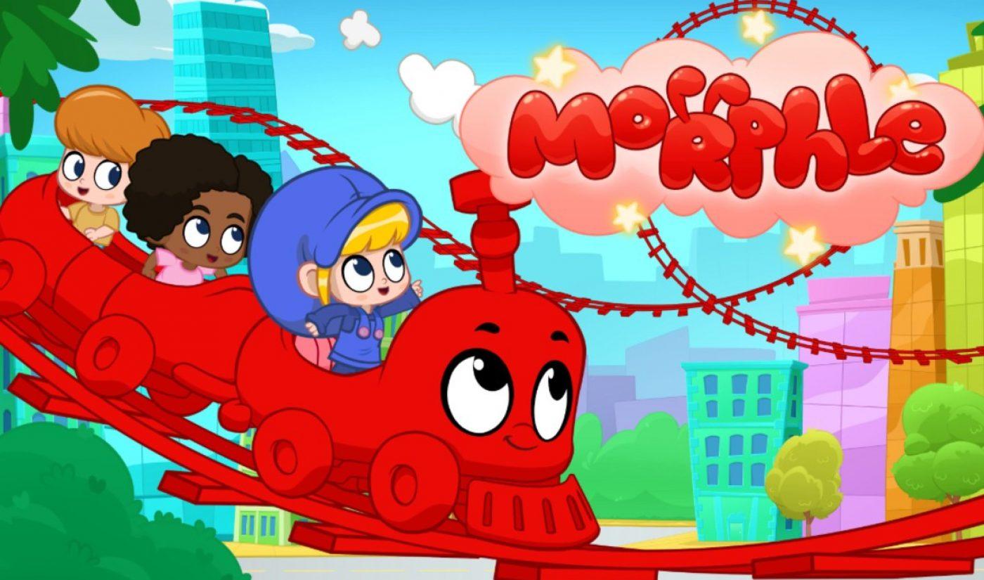 Preschool-Aimed YouTube Goliath 'Morphle' Inks Global Toy Licensing Deal