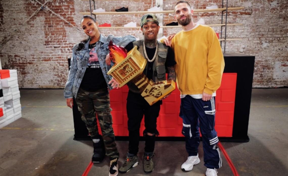 MTV's New Digital Series Sees Sneaker