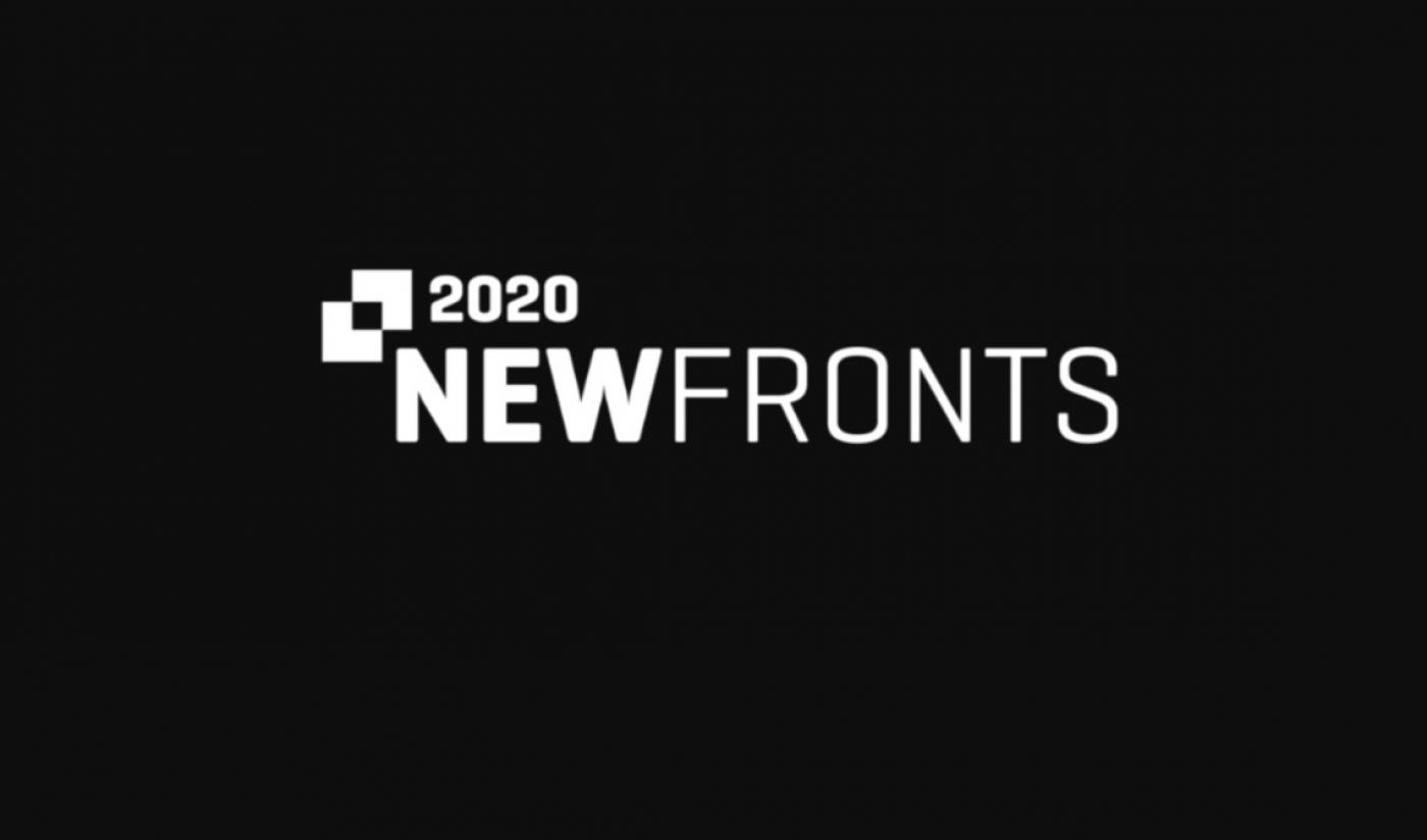 The NewFronts Have Been Rescheduled For The Week Beginning June 22
