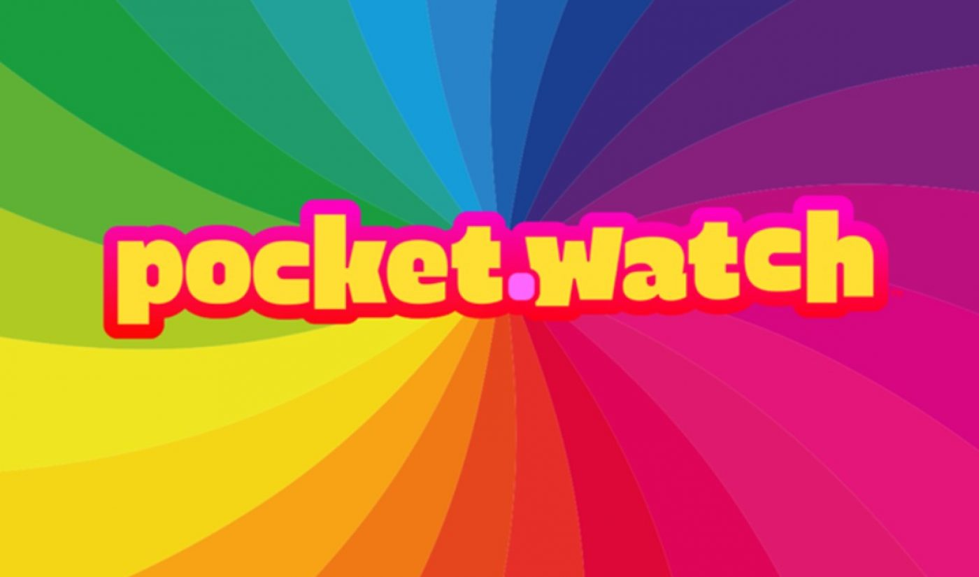 Pocket.watch Taps Former Disney Exec To Head Up First International Offices, Signs Dutch YouTuber 'Jason Vlogs'