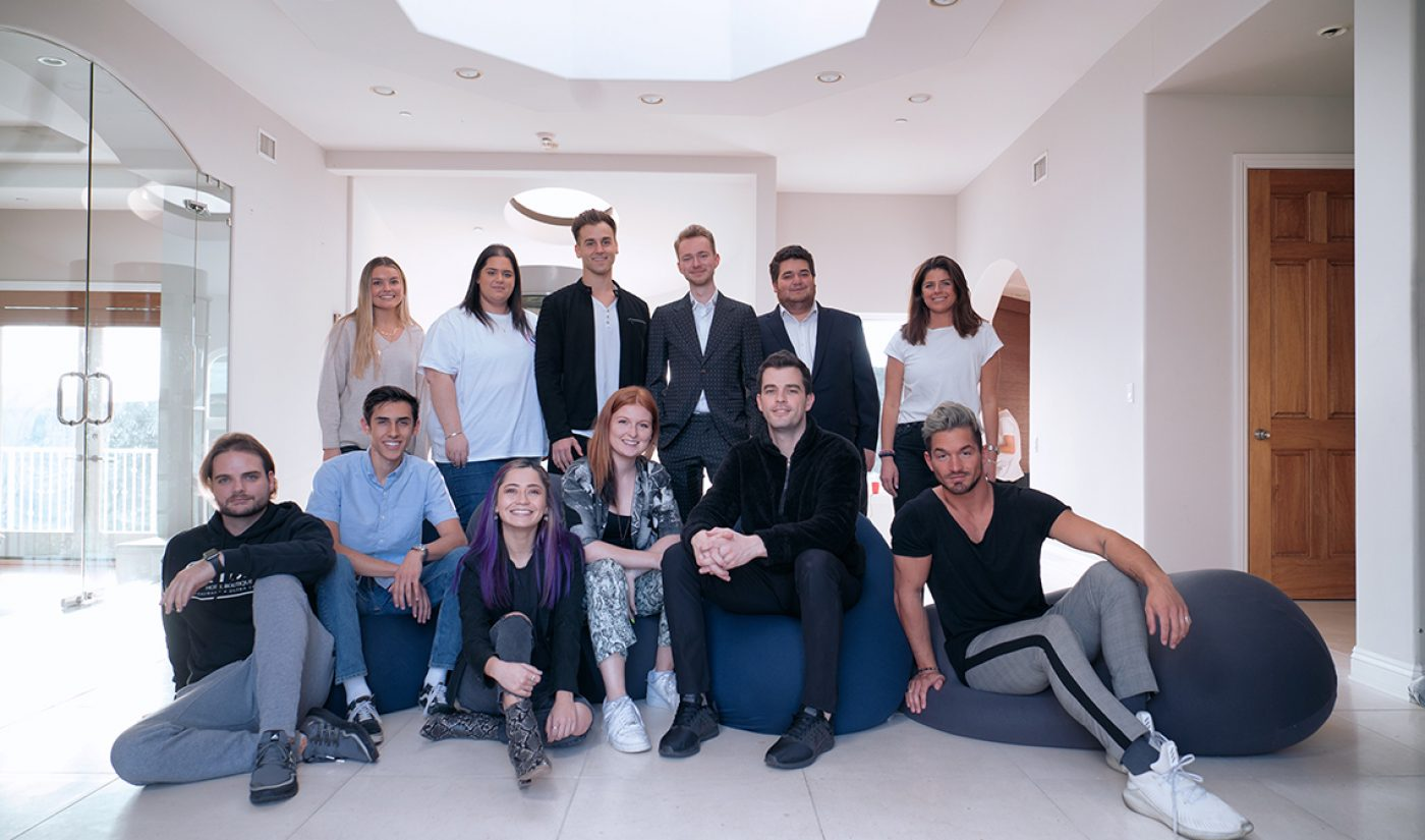"""We Are Going To Be The Best"": How Newly Launched TalentX Plans To Become Every Digital Star's Dream Management Company"