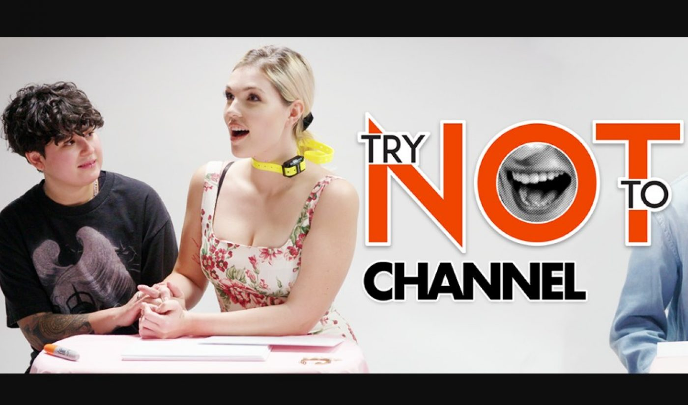 FBE Launches First New YouTube Channel In Six Years, A Challenge-Centric Hub Dubbed 'Try Not To'