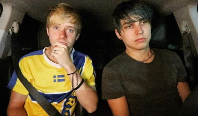 Paranormal YouTube Duo Sam And Colby To Kick Off 'All In One' Tour This May
