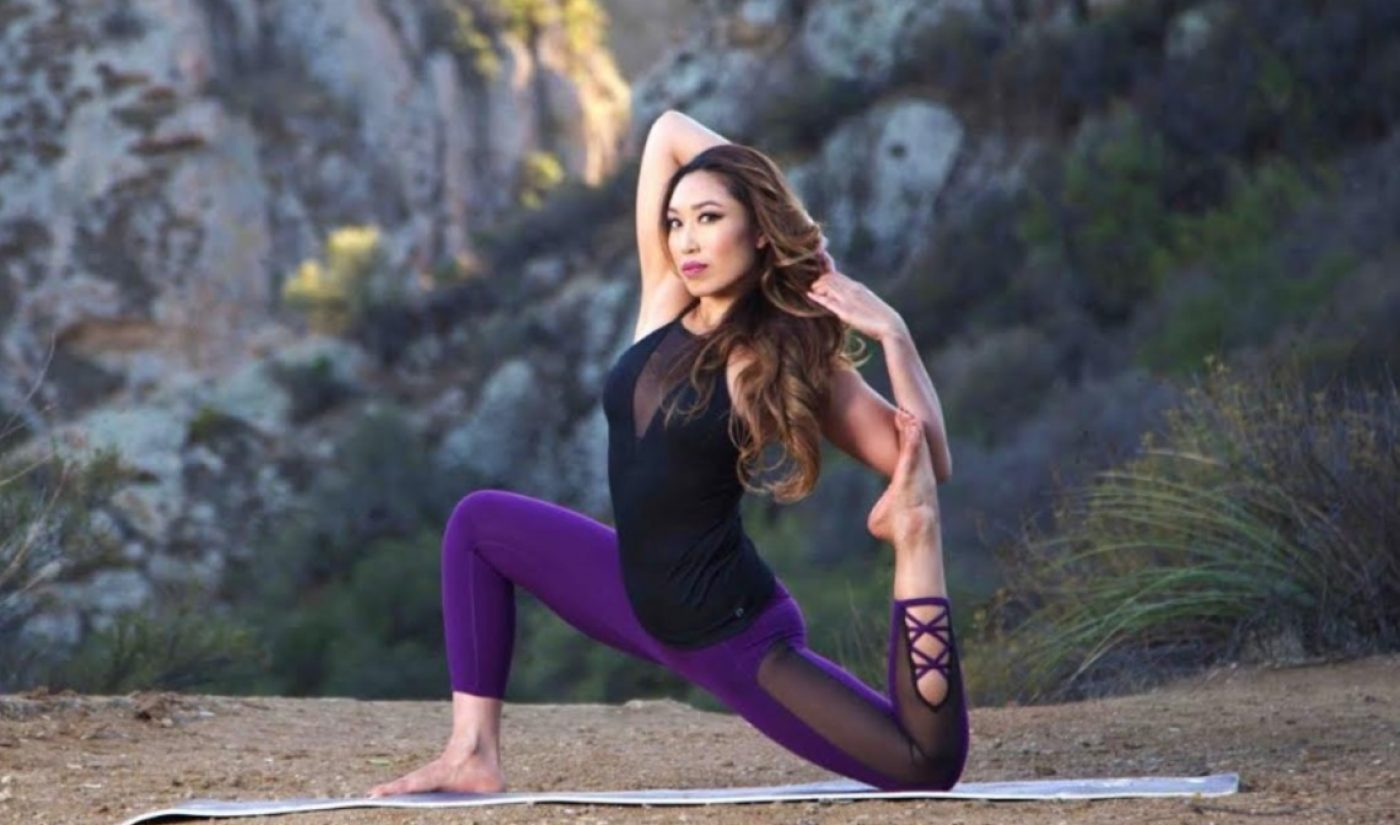 Cassey 'Blogilates' Ho Pacts With Semaphore To License Apparel, Nutritional, Beauty Products