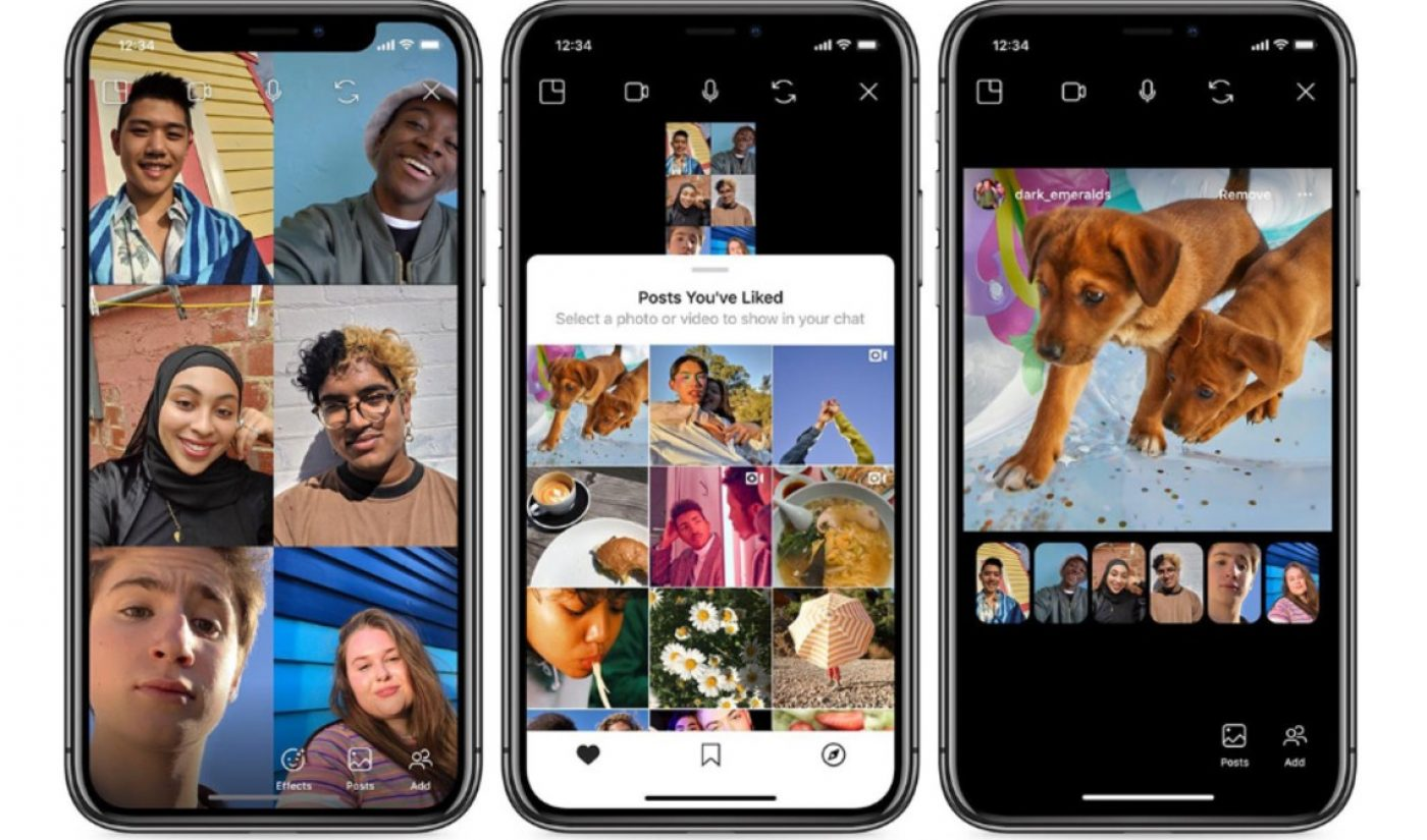 Instagram Unveils New 'Co-Watching' Feature To Promote Social Distancing