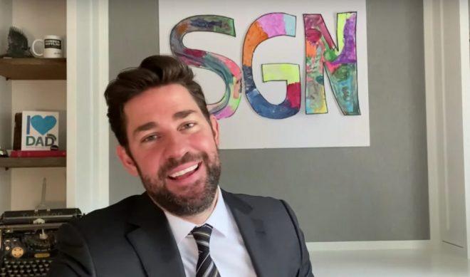 John Krasinski Launches 'Some Good News' YouTube Channel, Gaining 330K Subscribers Overnight