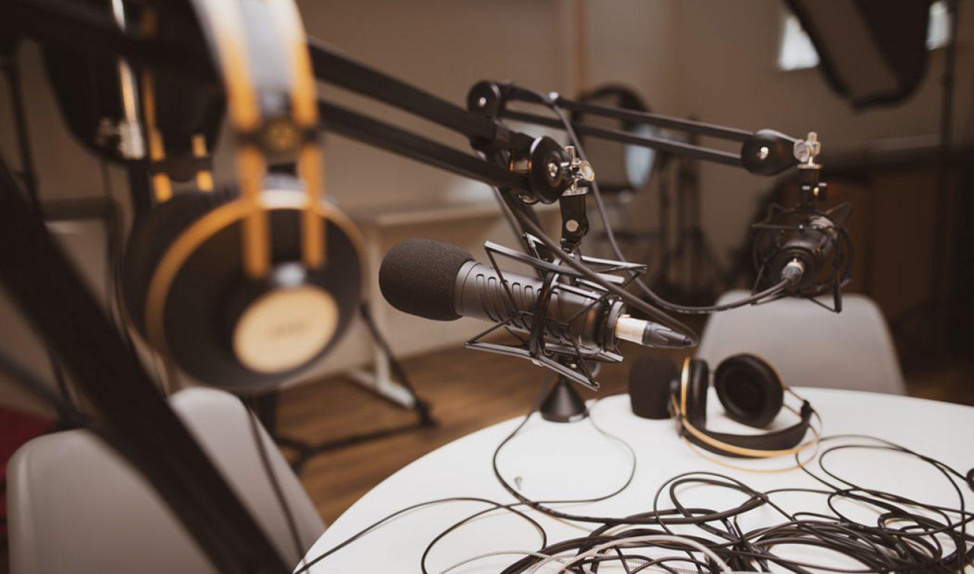 As More People Shelter At Home, Podcasts See 15% Drop In U.S.-Based Listeners (Report)