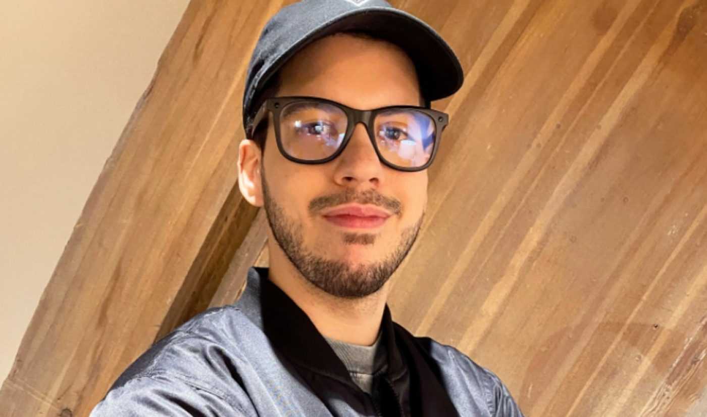 Andre 'Typical Gamer' Rebelo Signs Exclusive Streaming Deal With YouTube