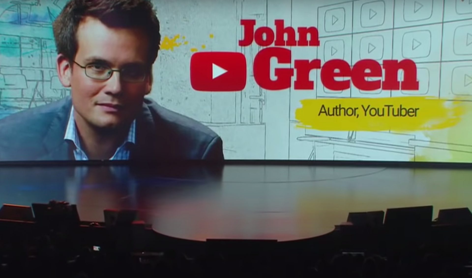 John Green's Ominous Warning To Advertisers Is As Relevant Today As It Was 5 Years Ago