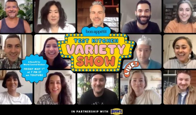Bon Appétit's 'Test Kitchen' Crew To Host YouTube Variety Show Benefiting Coronavirus Relief