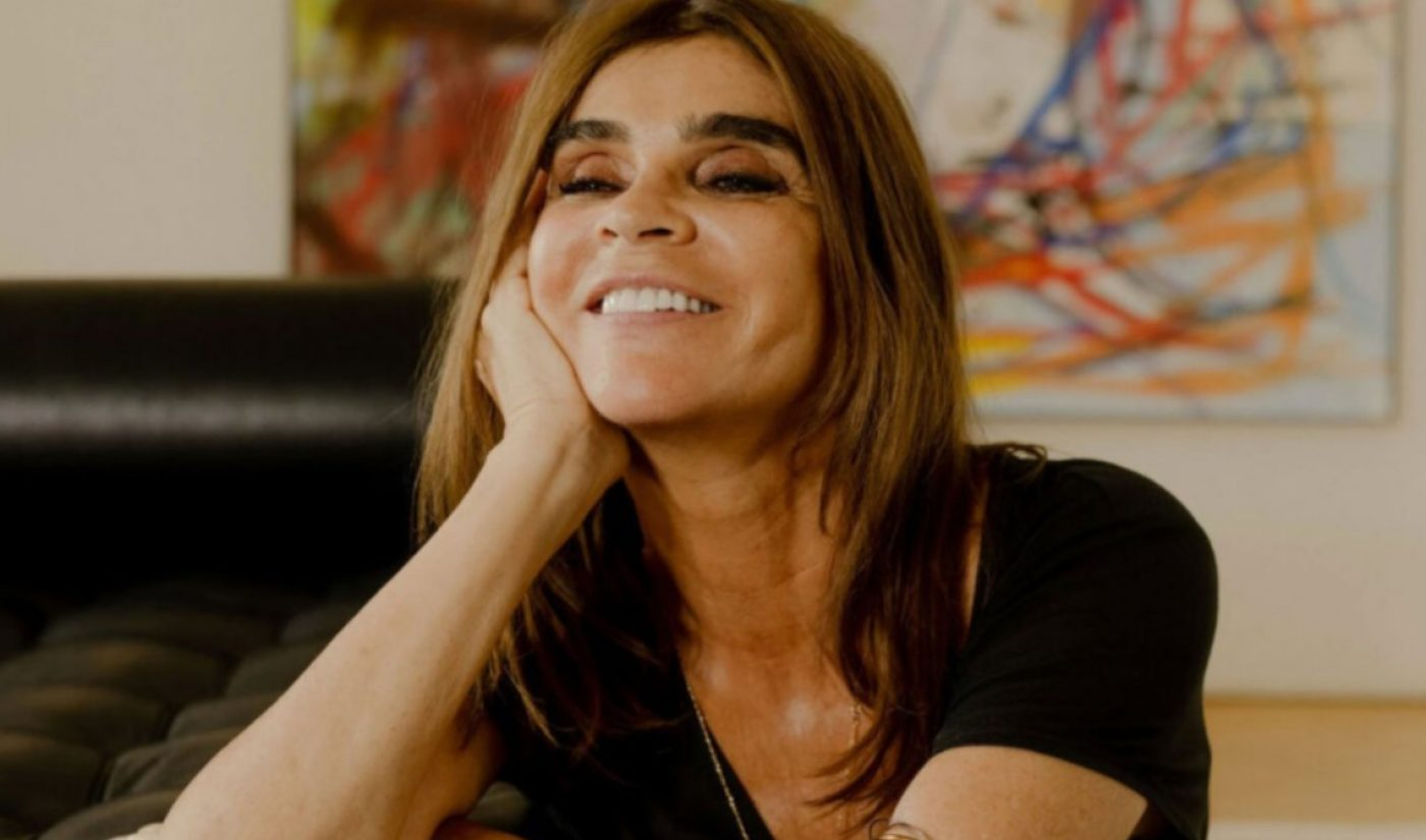Famed Editor Carine Roitfeld Pacts With amfAR, YouTube For COVID-19 Fashion Fundraiser