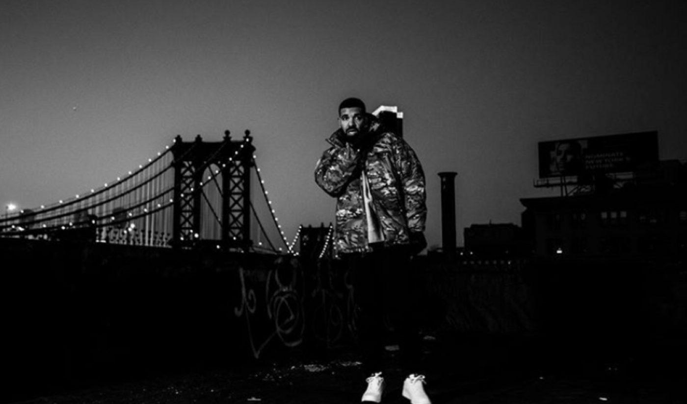 Drake Taps 4 Social Stars To Choreograph Viral TikTok Dance For Latest Single