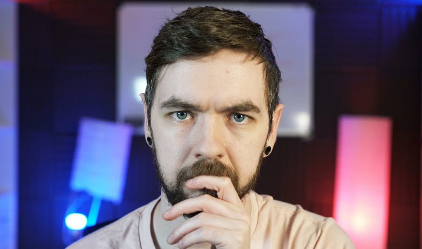 Jacksepticeye Kicks Off Tiltify's Monthlong #HopeFromHome Campaign, Raising $660,000 With 12-Hour Stream