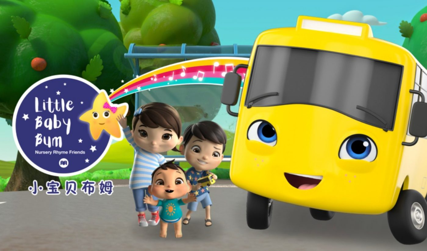 Kids' Content Giant Moonbug Enters China In Deal With Bytedance-Owned Xigua Video