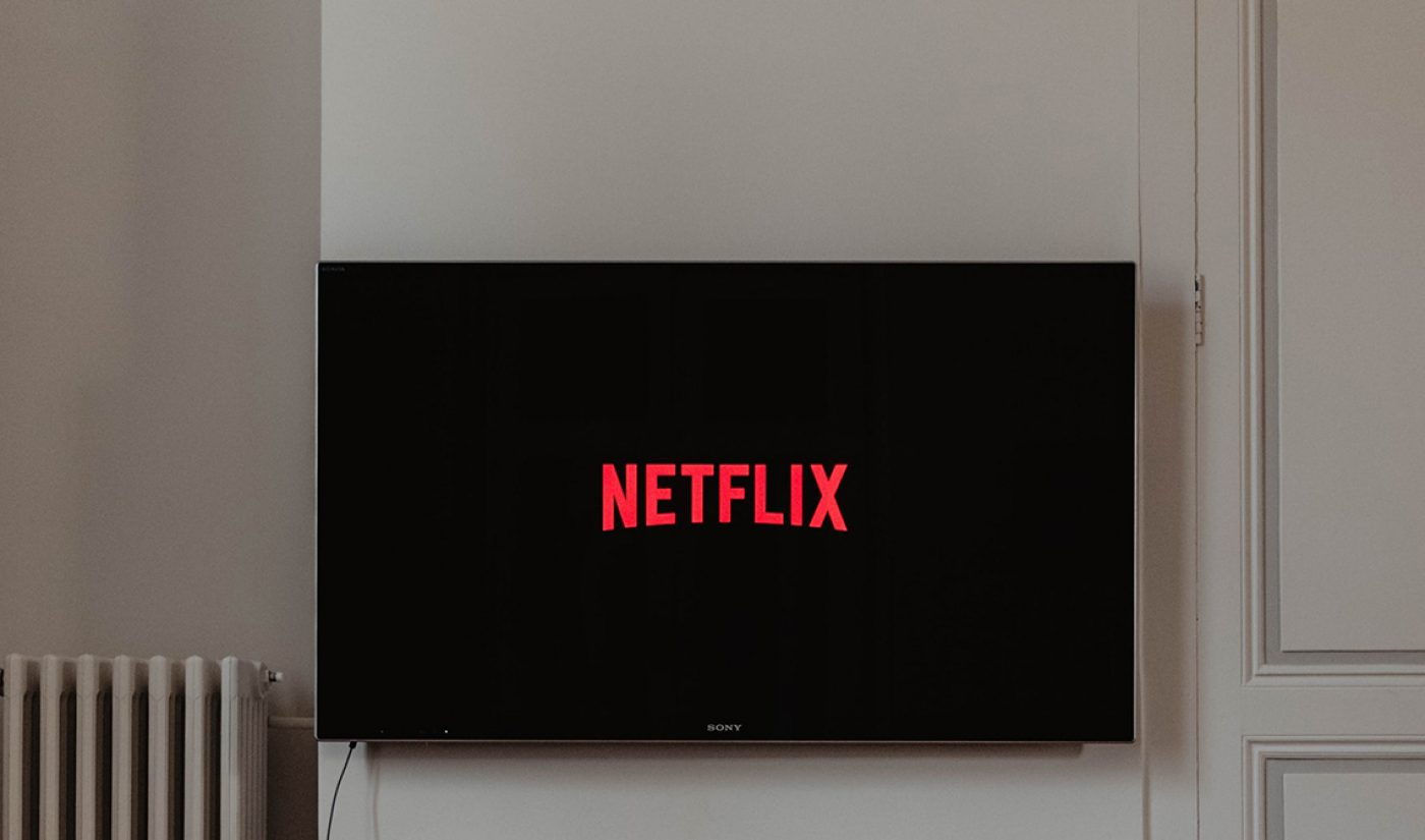 Netflix Has Tripled Its Digital Ad Spend Since COVID-19 Hit The U.S. (Report)
