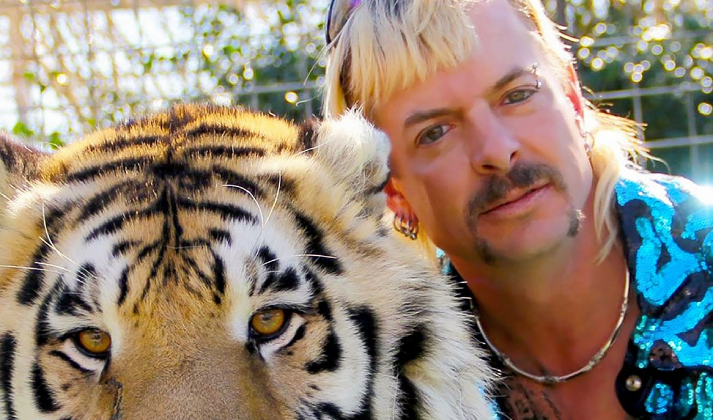 Netflix's 'Tiger King' Is Most Popular TV Show In U.S., Spurring YouTube Views For Joe Exotic