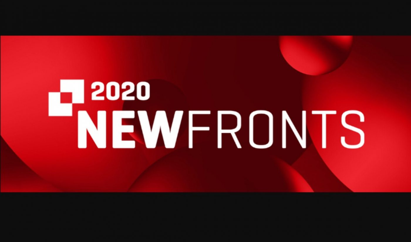 NewFronts Unveils First Slate Of Presenters For Rescheduled Event, Which Will Tackle Coronavirus Crisis