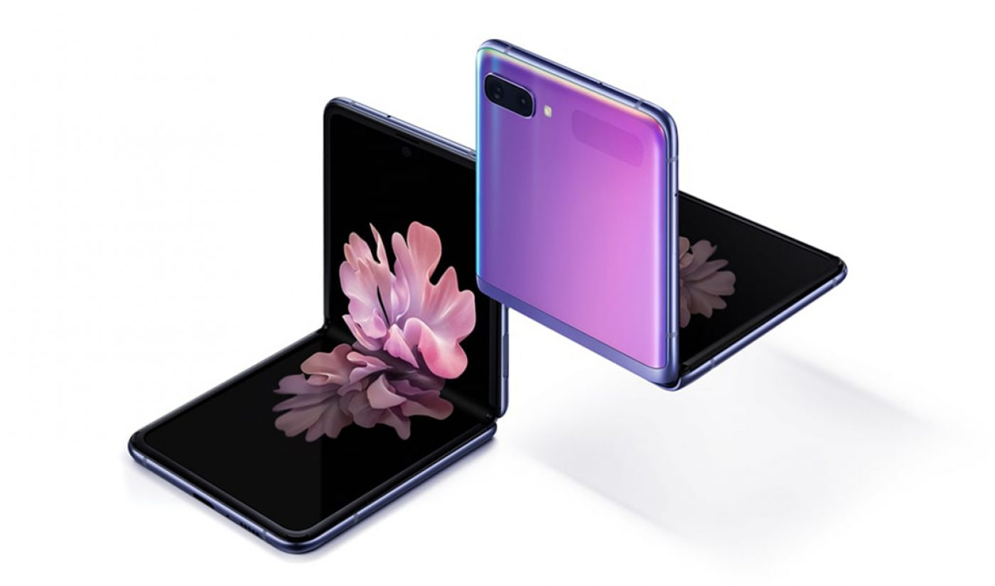 Samsung Flexes With YouTube-Exclusive Split-Screen Feature For Its Folding Phone