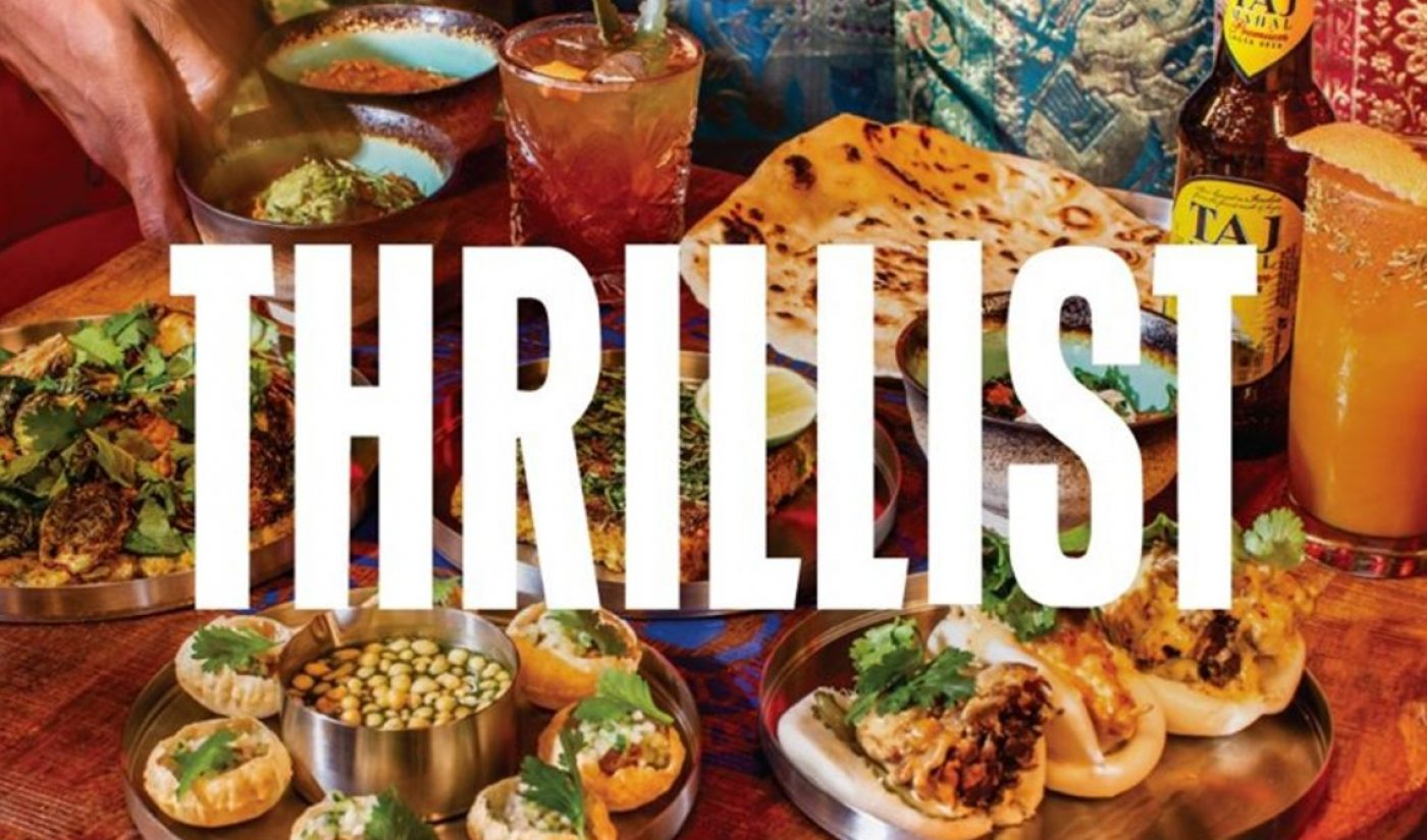 Thrillist Launches Fundraising, Content Franchises For Restaurant Workers Impacted By Pandemic