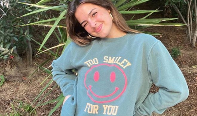 TikTok Phenom Addison Rae Drops Merch Brand In Collaboration With Fanjoy