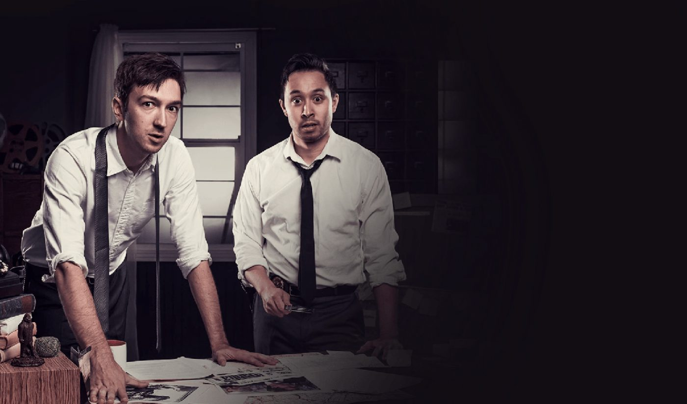 BuzzFeed's Latest 'Unsolved' Season Scares Up Record YouTube Traffic