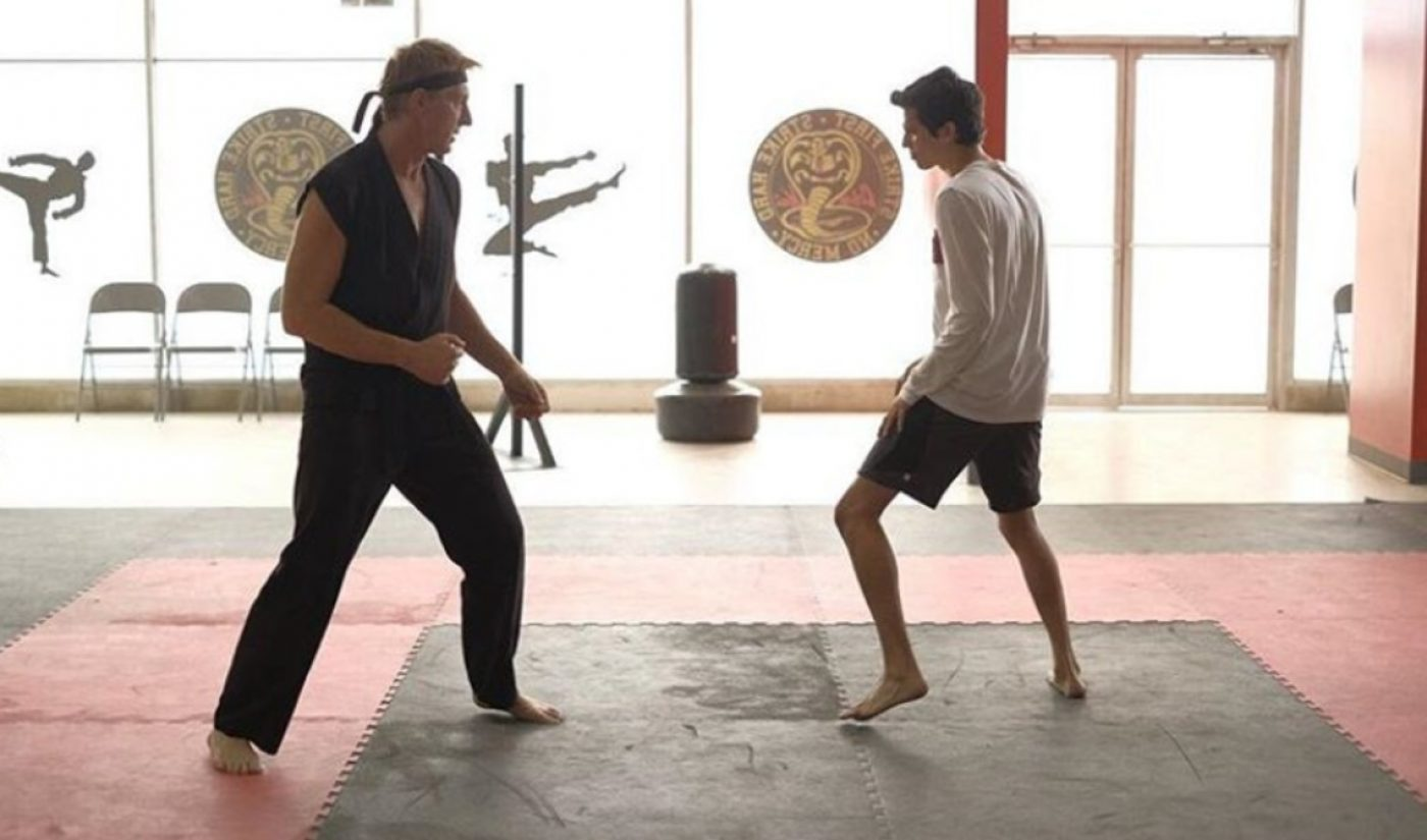 'Cobra Kai' Reportedly Nearing Deal For New Home In Light Of YouTube's Scripted Retreat