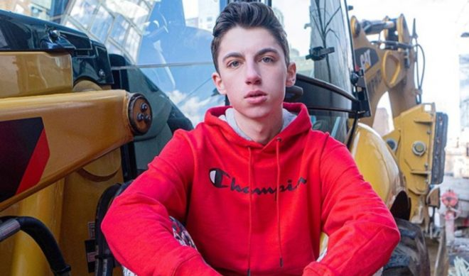 WME Signs 18-Year-Old TikTok Chef Eitan Bernath